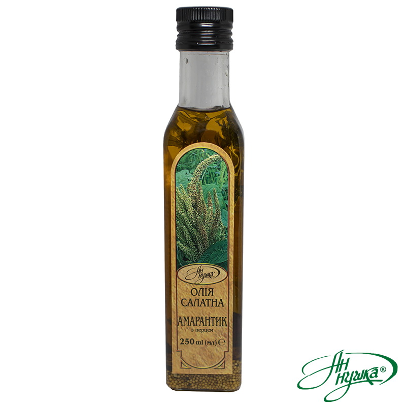 SALAD OIL «AMARANTH» with pepper