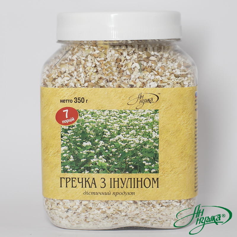 Buckwheat with inulin, 350g