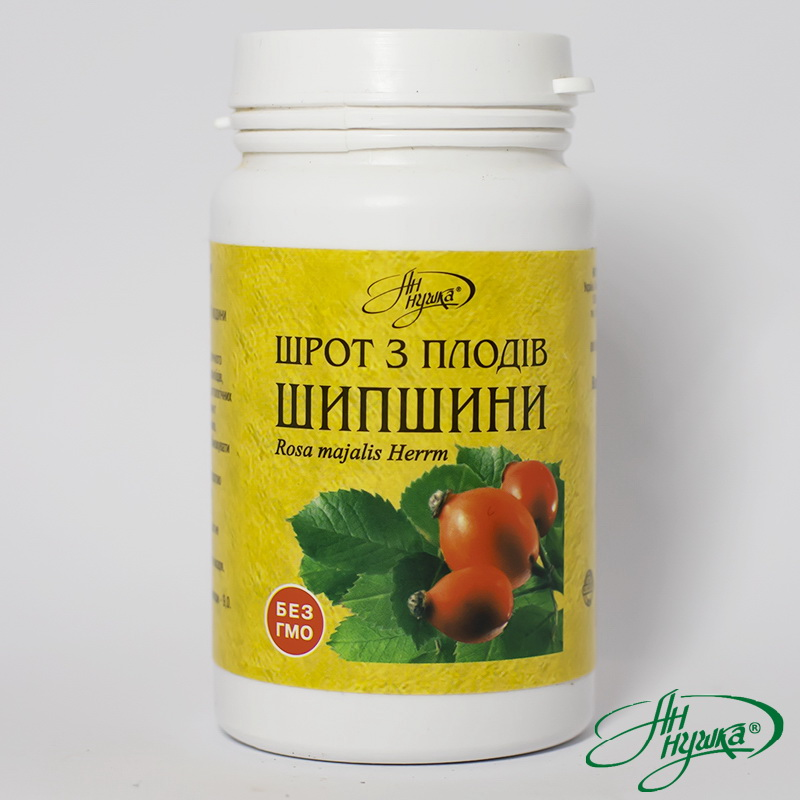 Meal of dog-rose fruits, 100 g