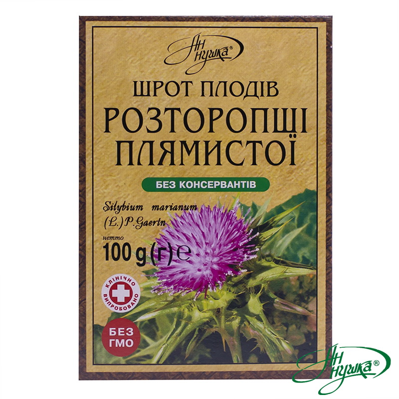 Thistle seeds meal, 100 g