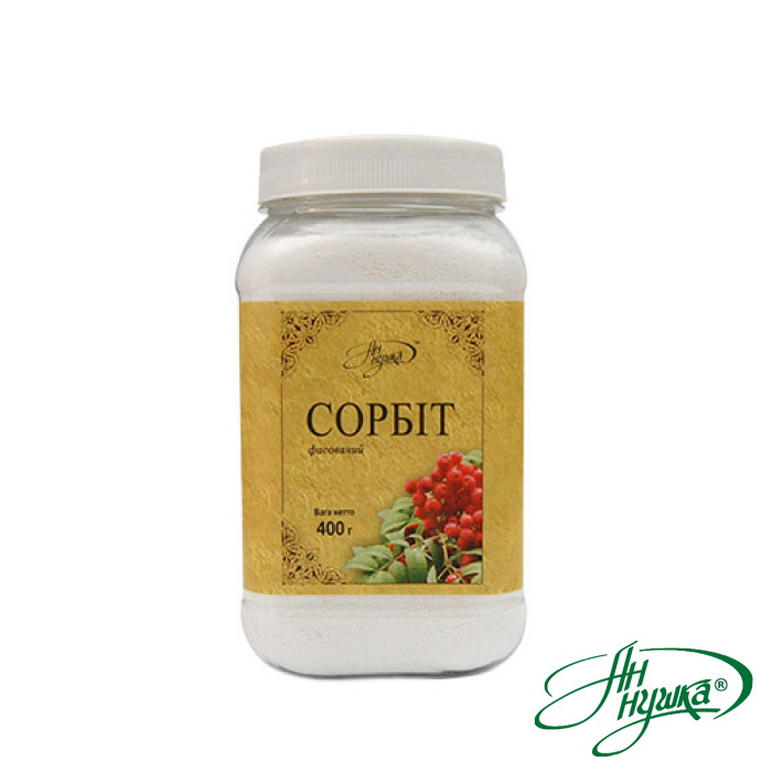 Sorbitol (in polyethylene packing), 400g