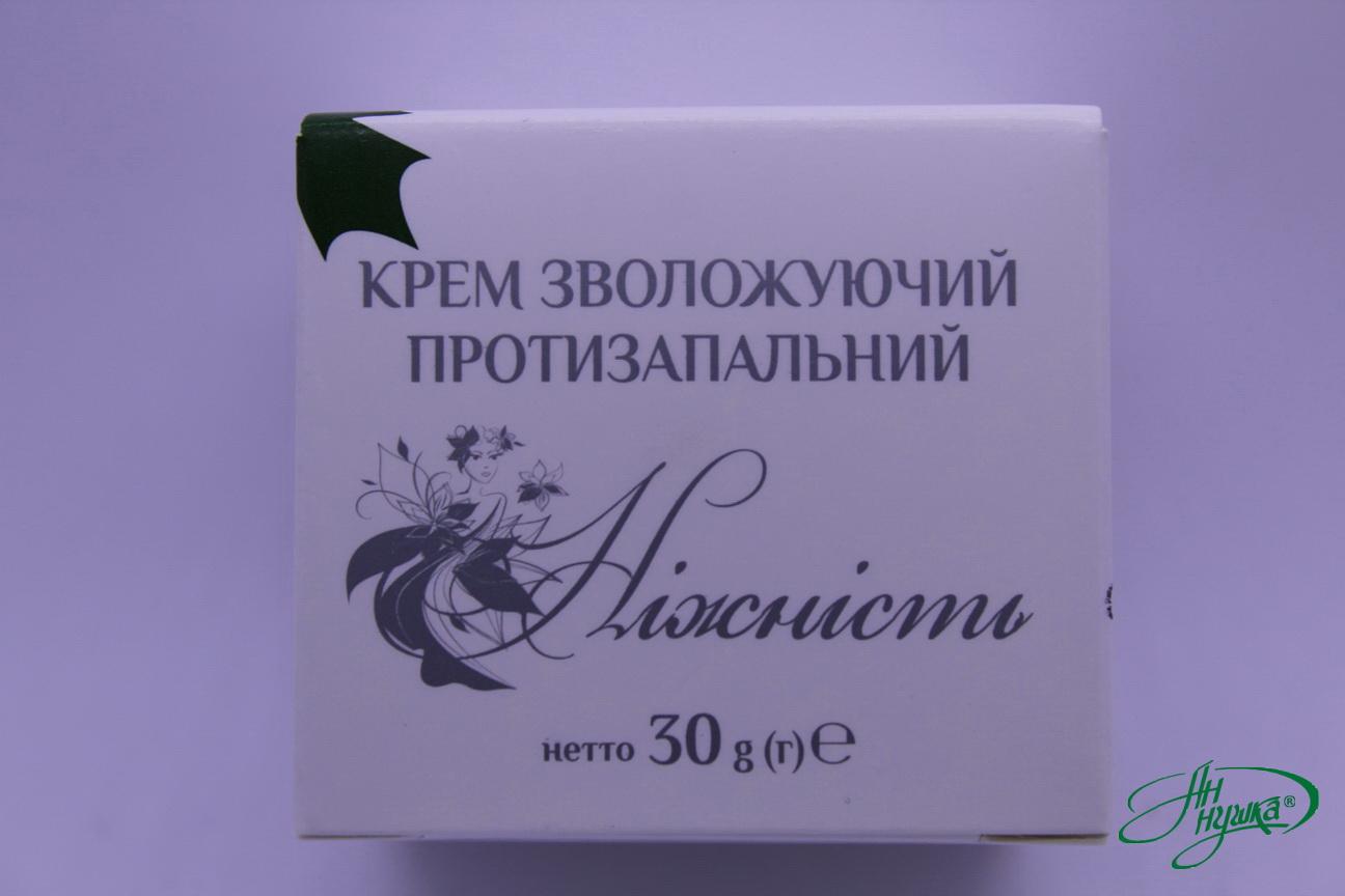 """Anti-inflammatory """"Tenderness"""" moisturizing cream"""