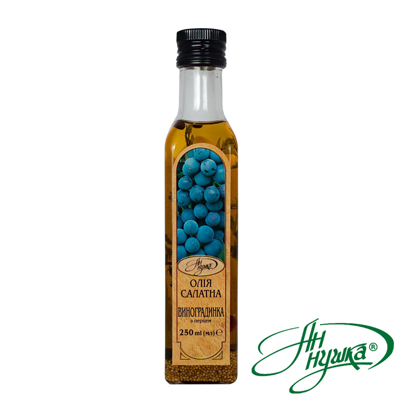 SALAD OIL «GRAPE» with pepper